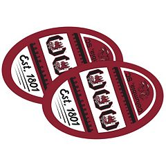 South Carolina Gamecocks Jumbo Game Day Magnet 2-Pack