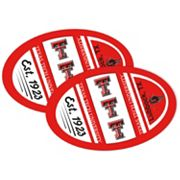 Texas Tech Red Raiders Jumbo Game Day Magnet 2-Pack
