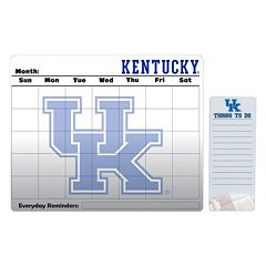 Kentucky Wildcats Magnetic Dry Erase Calendar & To-Do Board Set