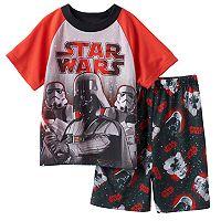 Boys 6-12 Star Wars 2-Piece Pajama Set