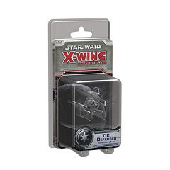 Star Wars X-Wing Miniatures Game TIE Defender Expansion Pack by Fantasy Flight Games
