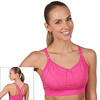 Jockey Sport Bra: Excel Strappy Low-Impact Sports Bra 9261