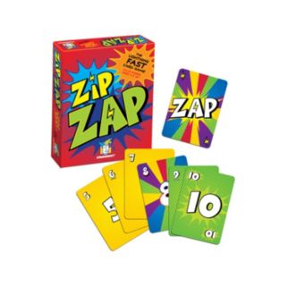 Zip Zap The Lightning Fast Card Game by Gamewright