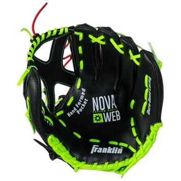 Franklin Sports 11-Inch Novaweb Custom Series Right Hand Throw Baseball Glove