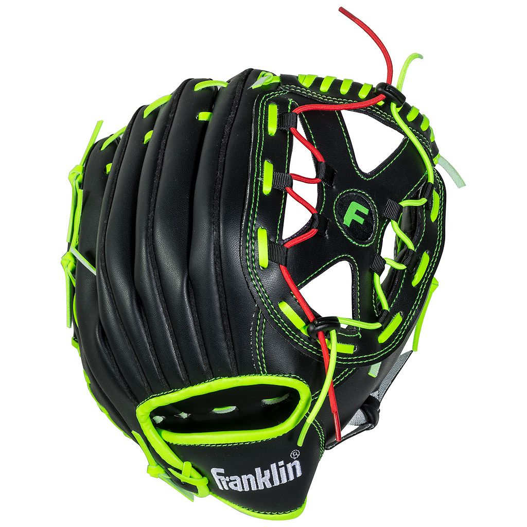 Franklin Sports 11-Inch Novaweb Custom Series Right Hand Throw Baseball Glove