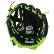 Franklin Sports 9-Inch Novaweb Custom Series Right Hand Throw Baseball Glove