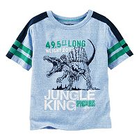 Boys 4-8 OshKosh B'gosh® Glow-In-The-Dark Graphic Tee