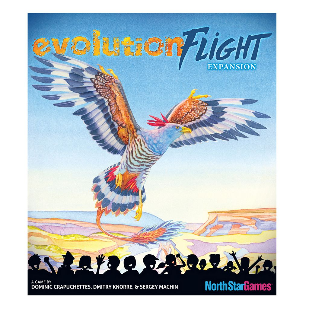 Evolution Flight Game Expansion Pack by North Star Games