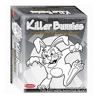 Killer Bunnies and the Quest for the Magic Carrot Twilight White Booster Deck by Playroom Entertainment