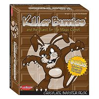 Killer Bunnies and the Quest for the Magic Carrot Chocolate Booster Deck by Playroom Entertainment