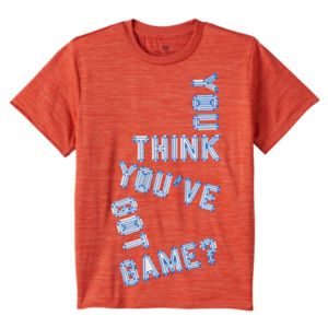 Boys 8-20 Tek Gear® You Think You've Got Game Tee