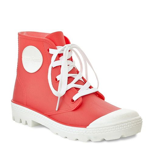 Henry Ferrera Fun Women's Water-Resistant High-Top Rain Boots
