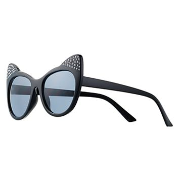 Girls 4-16 Cat Ear Sunglasses