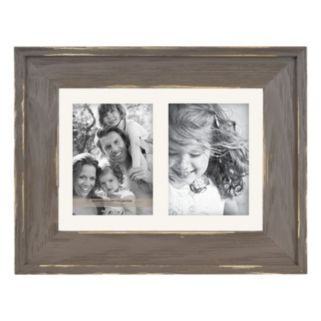 """Belle Maison 2-Opening 5"""" x 7"""" Collage Frame"""