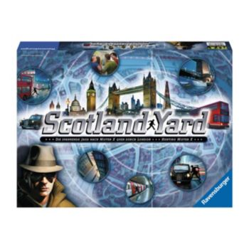 Scotland Yard Game by Ravensburger