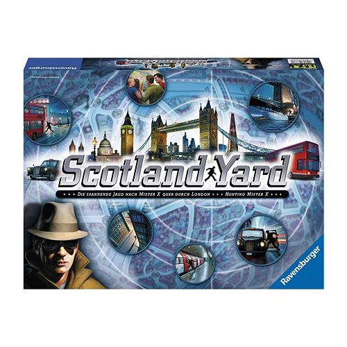 Scotland Yard Game by Ravensburger