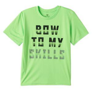 Boys 8-20 Tek Gear® Bow To My Skills Tee