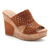 SO® Matey Women's Wedge Sandals