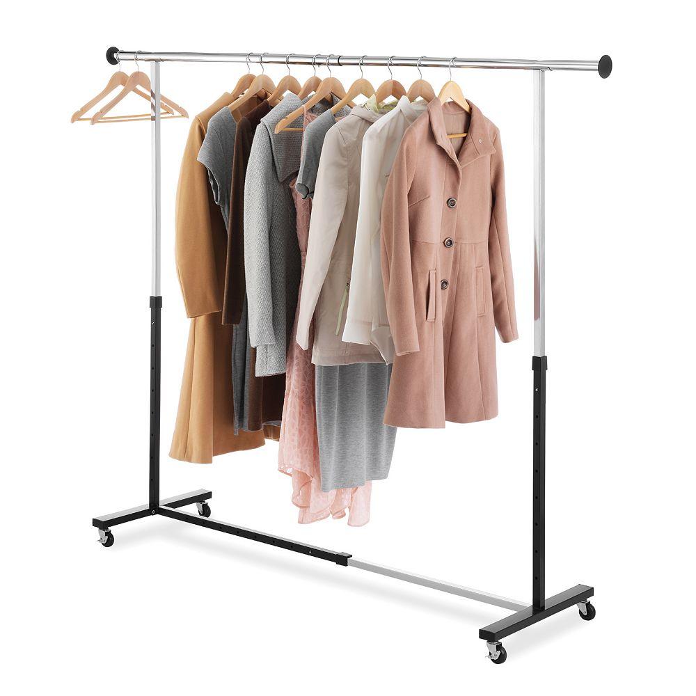 Whitmor Expandable Garment Rack
