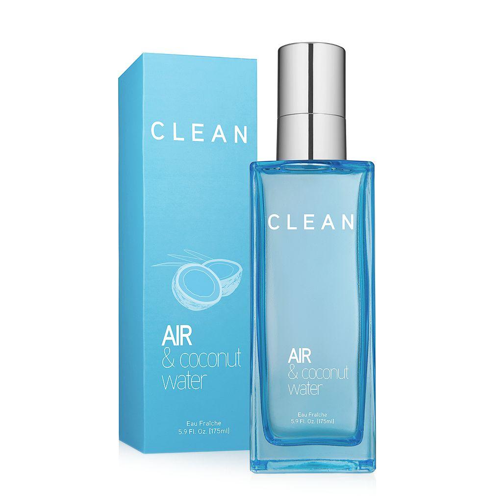 Clean Air & Coconut Water Women's Body Splash - Eau Fraiche
