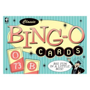 Classic Bing-o Game Cards by U.S. Playing Card Company