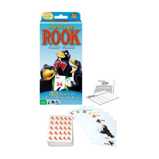 Deluxe Rook Card Game by Winning Moves