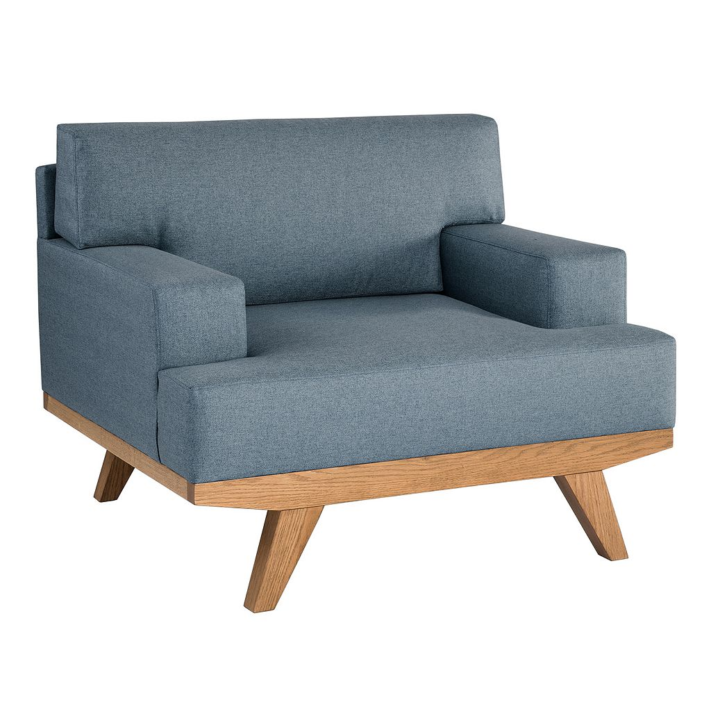 INK+IVY Martin Lounger Arm Chair