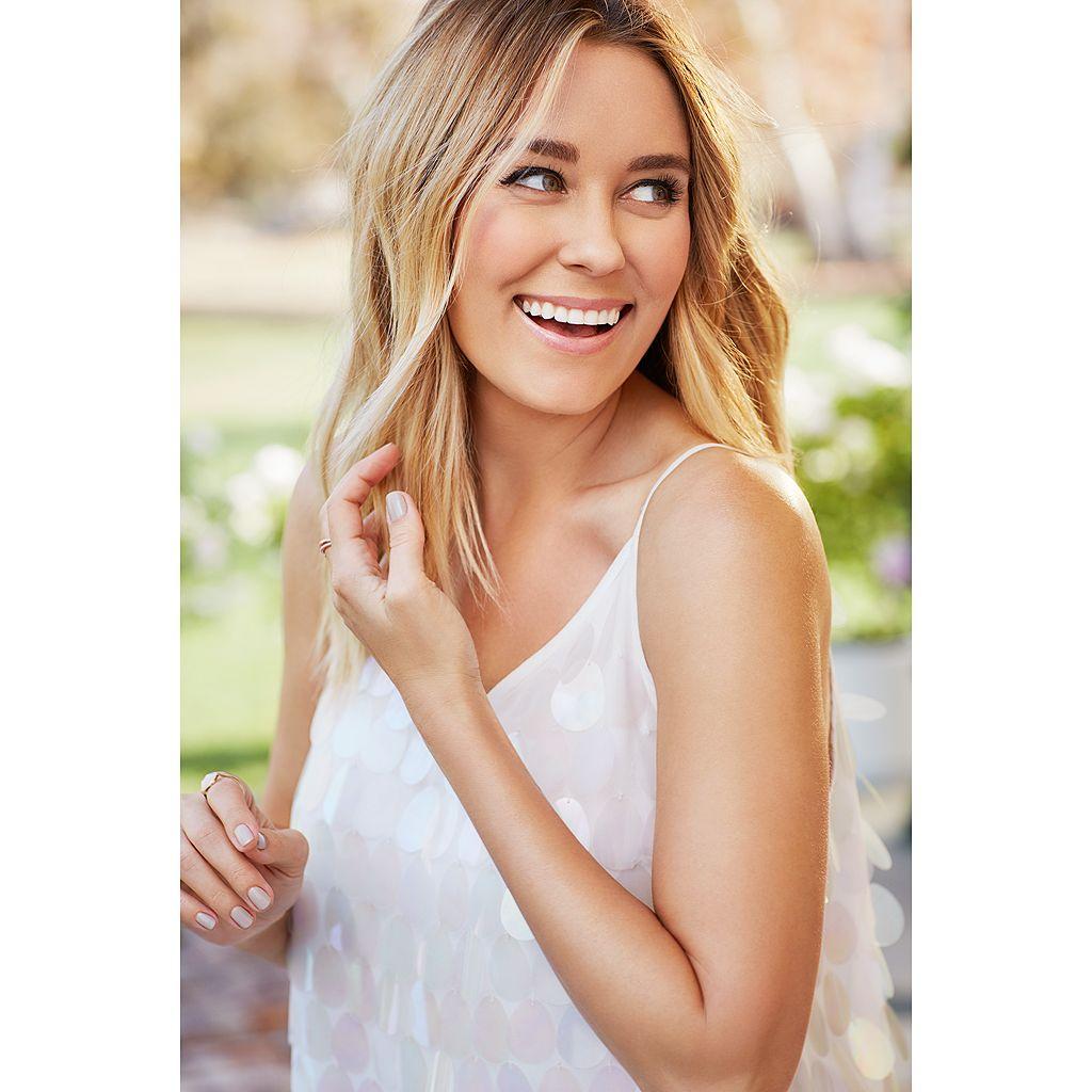 LC Lauren Conrad Dress Up Shop Collection Paillette Shift Dress - Women's