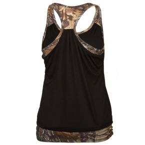 Women's Realtree Altitude Camo Racerback Tank Top
