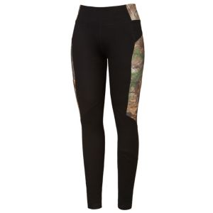 Women's Realtree Canopy Reflective Camo Leggings