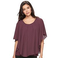 Women's ELLE™ Print Popover Top