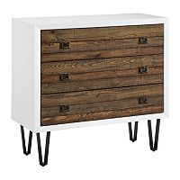 Madison Park 3-Drawer Storage Chest
