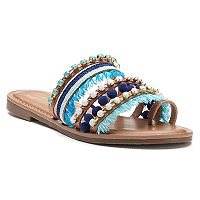 Candie's® Space Women's Slide Sandals