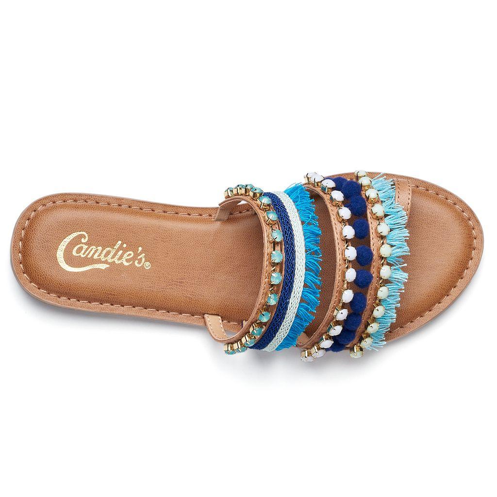 Candie's® Space Women's Slide Sandals