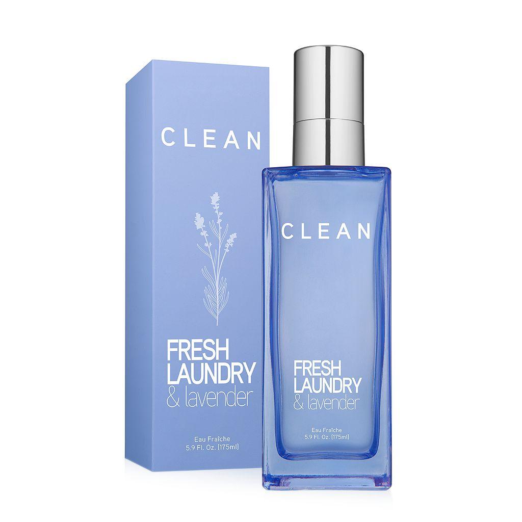 Clean Fresh Laundry & Lavender Women's Body Splash - Eau Fraiche