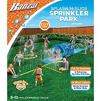 Splash N' Slide Sprinkler Park by Banzai