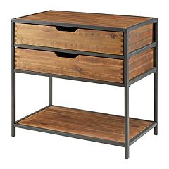 Madison Park Ryker 2-Drawer Storage Chest
