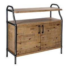 Madison Park Riles 2-Door Storage Chest