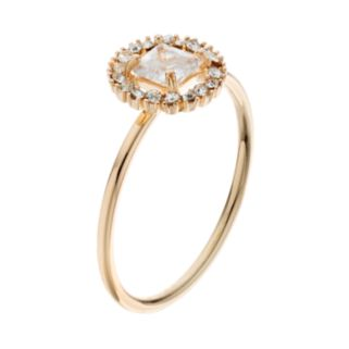LC Lauren Conrad Halo Ring
