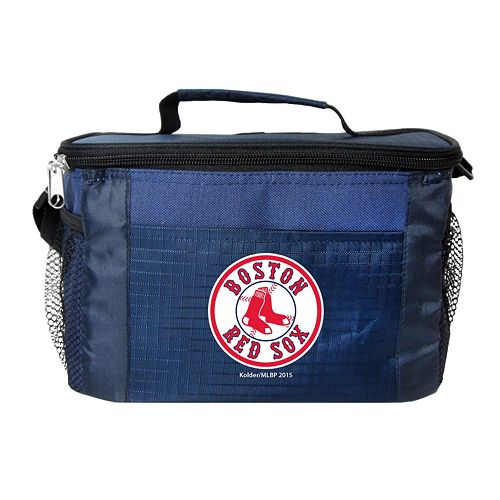 Kolder Boston Red Sox 6-Pack Insulated Cooler Bag