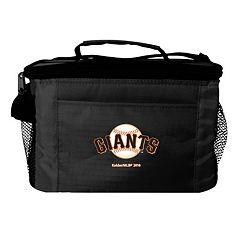 Kolder San Francisco Giants 6-Pack Insulated Cooler Bag