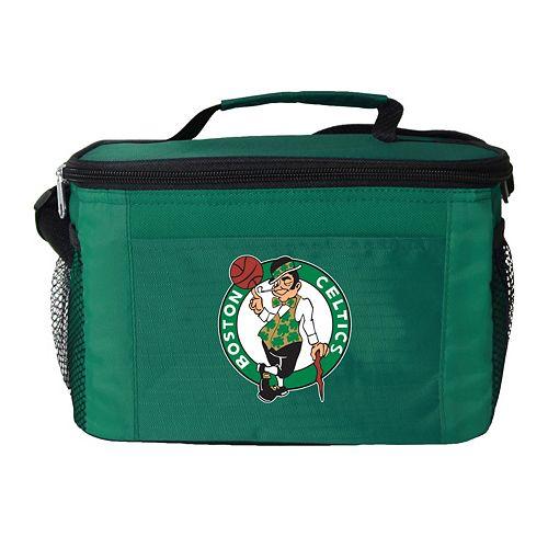 Kolder Boston Celtics 6-Pack Insulated Cooler Bag