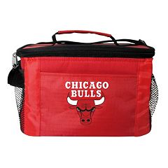 Kolder Chicago Bulls 6-Pack Insulated Cooler Bag