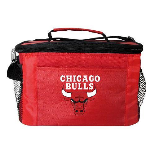 Kolder Chicago Bulls 6-Pack Insulated Cooler Bag