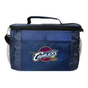 Kolder Cleveland Cavaliers 6-Pack Insulated Cooler Bag