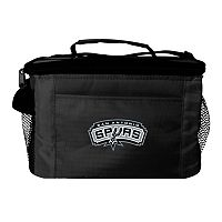 Kolder San Antonio Spurs 6-Pack Insulated Cooler Bag
