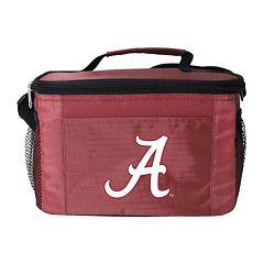 Kolder Alabama Crimson Tide 6-Pack Insulated Cooler Bag