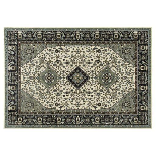 Art Carpet Chelsea Framed Floral II Rug