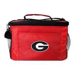 Kolder Georgia Bulldogs 6-Pack Insulated Cooler Bag