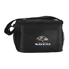 Kolder Baltimore Ravens 6-Pack Insulated Cooler Bag
